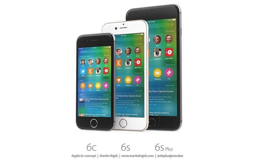 Concept iphone 6c 1