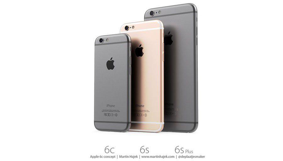 Concept iphone 6c 2