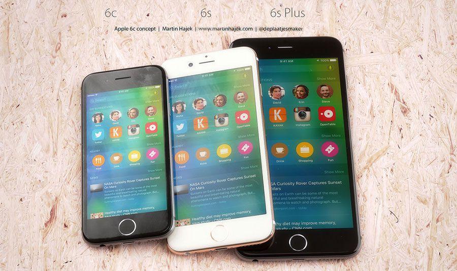 Concept iphone 6c 5