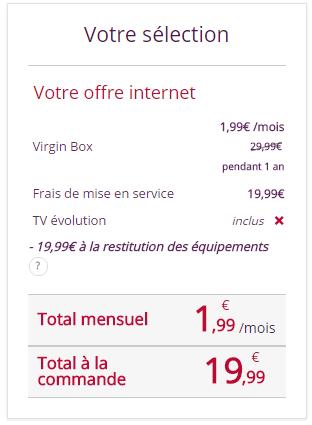 Virgin ADSL 199