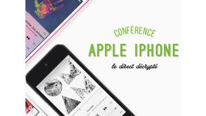 Conférence Apple: suivez toutes les annonces en direct