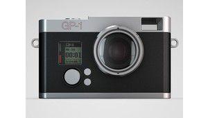 Exo GP-1, la housse qui donne un look vintage à votre GoPro