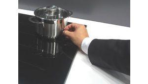 Bosch fait communiquer les casseroles et les tables de cuisson