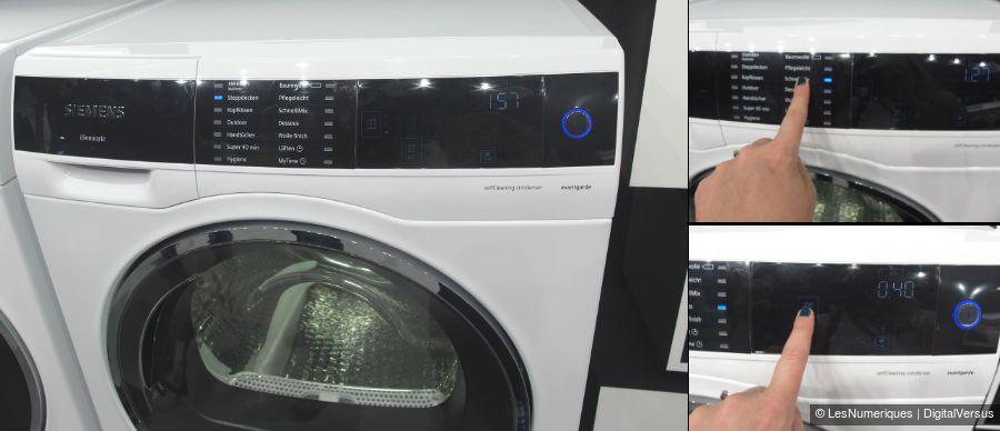 Siemens avantgarde interface