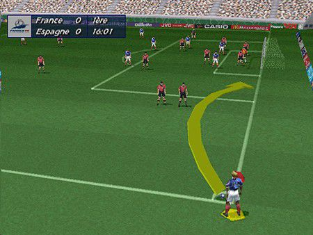 FIFA Coupe du Mond %2098 PS1