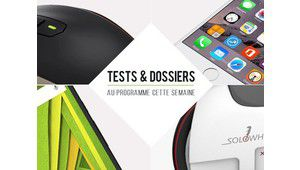 7 jours de tests : Apple iPhone 6s, Solowheel Xtreme, Moto X Play