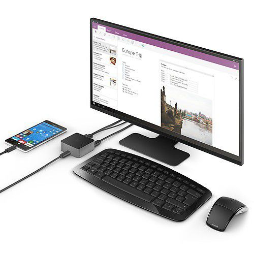 Microsoft display dock 1