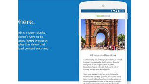 Accelerated Mobile Pages : Google affiche le Web instantanément
