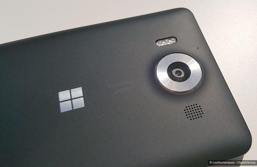 Prise en main microsoft lumia 950 950 xl 5