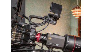 Canon Expo 2015 – Combien pèse le flux vidéo d'une caméra 8K? 20 Gb/s