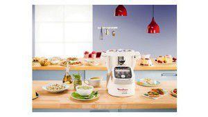 Le multifonction Moulinex Cuisine Companion gagne appli et accessoires