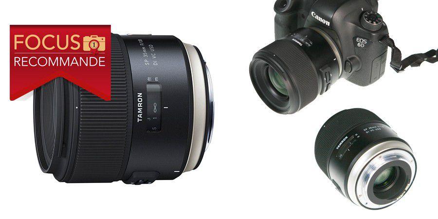 Tamron sp 35 mm
