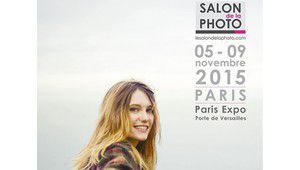 Le Salon de la Photo 2015 débute demain. Retrouvez-nous-y!