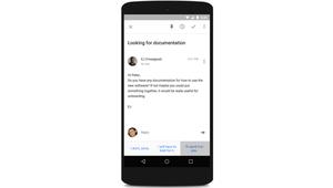 Inbox Smart Reply: Google répond à vos mails à votre place