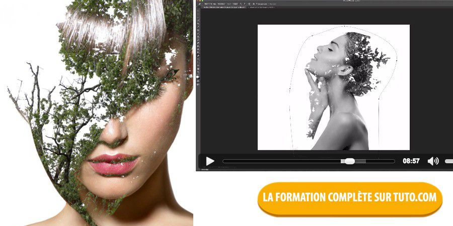 Tutoriel photo doule expo