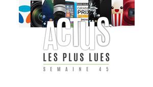 Top 10 des actus: les Grand Prix Les Numériques à l'honneur
