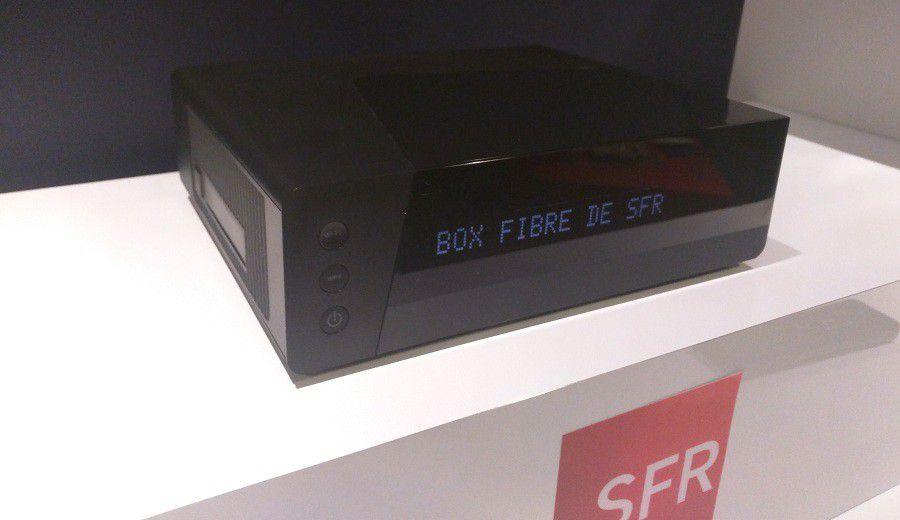 Box Fibre Zive