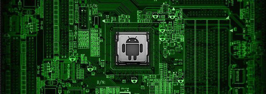 Google android processeur maison