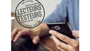Lecteurs-testeurs: testez le Lumia 950!