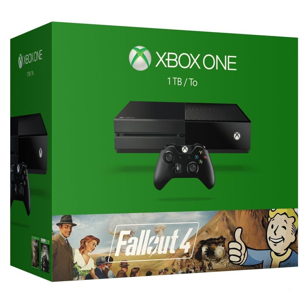 Xbox One fallout4