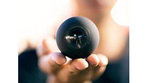 Luna, encore une caméra étanche capable de filmer à 360°