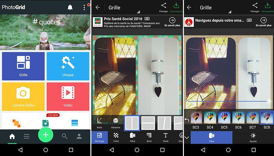 Photogrid screenshot 1