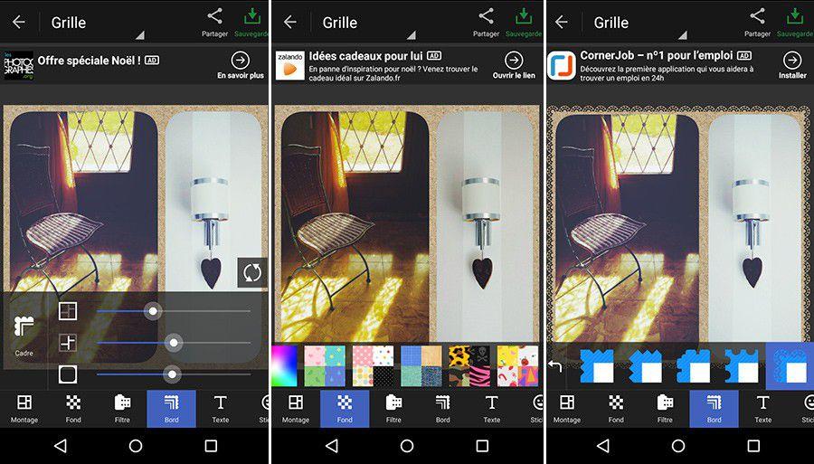 Photogrid screenshot 2