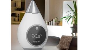 CES 2016: Ween, un thermostat qui suit vos mouvements