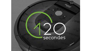 iRobot Roomba 980: notre vidéo et la présentation de l'application