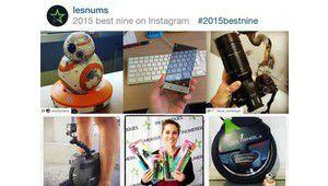 Instagramers, découvrez vos 9 photos les plus aimées en 2015