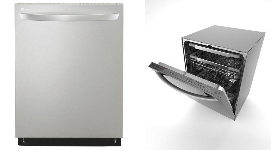 ces 2016 ldt8786st le lave vaisselle connect de lg. Black Bedroom Furniture Sets. Home Design Ideas