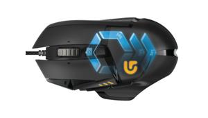 Logitech annonce la G502 Proteus Spectrum