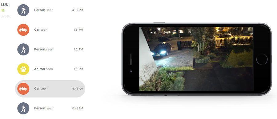 netatmo presence 5 Unique Eclairage Exterieur Mobile Hjr2