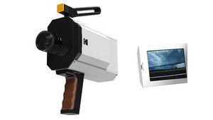 Camera Super 8, Kodak veut repopulariser l'argentique