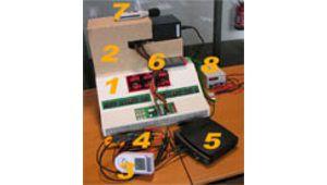 HFR teste 12 alimentations 500 - 550 W