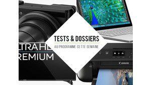 7 jours de tests– Microsoft Surface Book, Panasonic TX-58DX900E