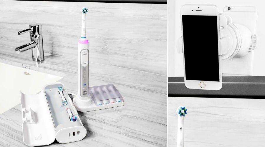 Actu Oral B Genius accessoires