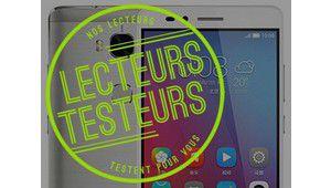 Lecteurs-testeurs Honor 5X: ergonomie et design