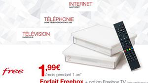 [MAJ] Bon plan: la Freebox Crystal pour 1,99€ sur Vente-Privée