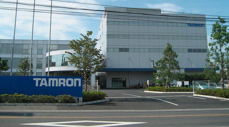 Tamron head office%2C Minuma ku%2C Saitama city%2C Saitama%2C Japan