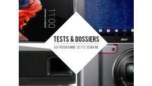 7 jours de tests– LG K10, Panasonic Lumix TZ100, Dell XPS 15