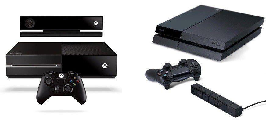 PS4 XboxOne