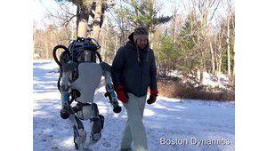 Google souhaite se séparer des robots de Boston Dynamics