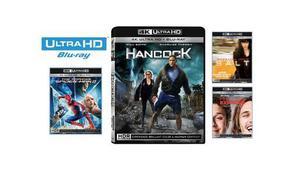 Blu-ray Ultra HD: des films 4K natifs chez Sony