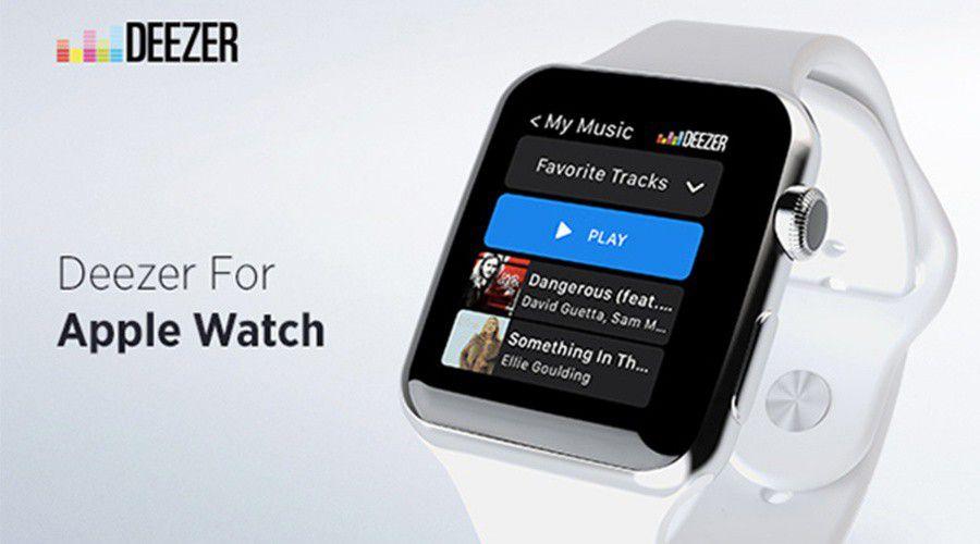 deezer s invite sur apple watch et android auto. Black Bedroom Furniture Sets. Home Design Ideas