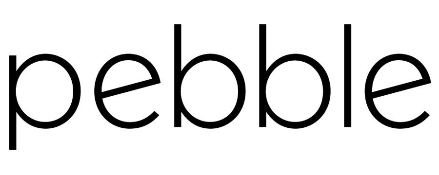 pebble technology logo