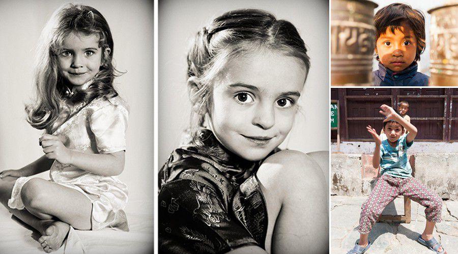 Focus numerique photographier les enfants