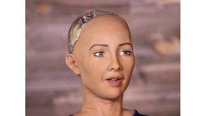 Sophia, un robot très humain... qui veut détruire les humains