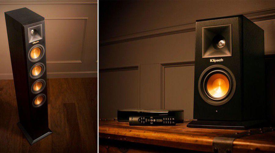 klipsch reference premier hd wireless du home cinema. Black Bedroom Furniture Sets. Home Design Ideas