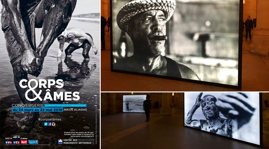 Exposition photo corps et ames conciergerie paris